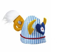 Oktoberfest Hat With Horns (0063)